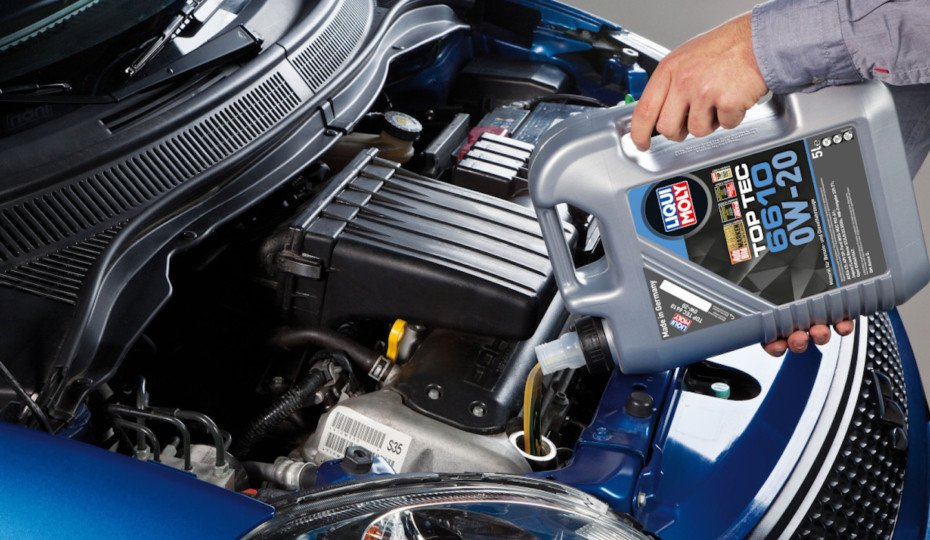 Liqui Moly Introduces Top Tec 6610, A New Motor Oil For Fords