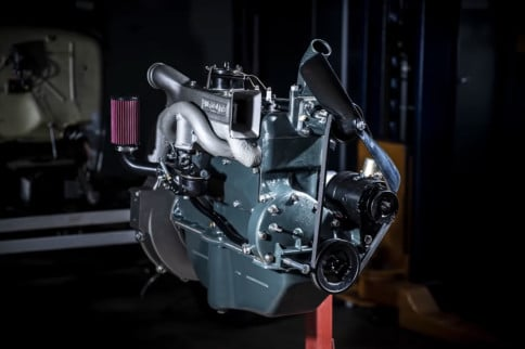 Video: Time-Lapse Rebuild Of a 1930 Model A Four-Cylinder Engine